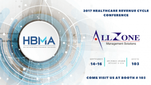 HBMA Healthcare Revenue Cycle Conference 2017