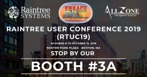 Allzone Management Solutions at Raintree User Conference 2019