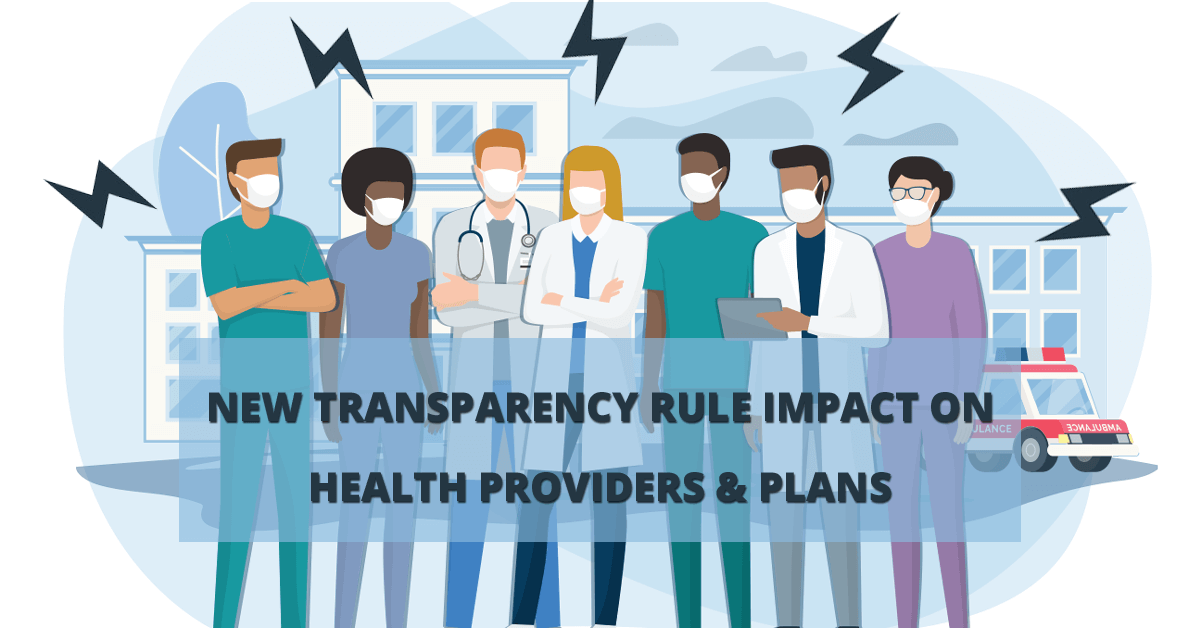 Price Transparency Rule Requirement