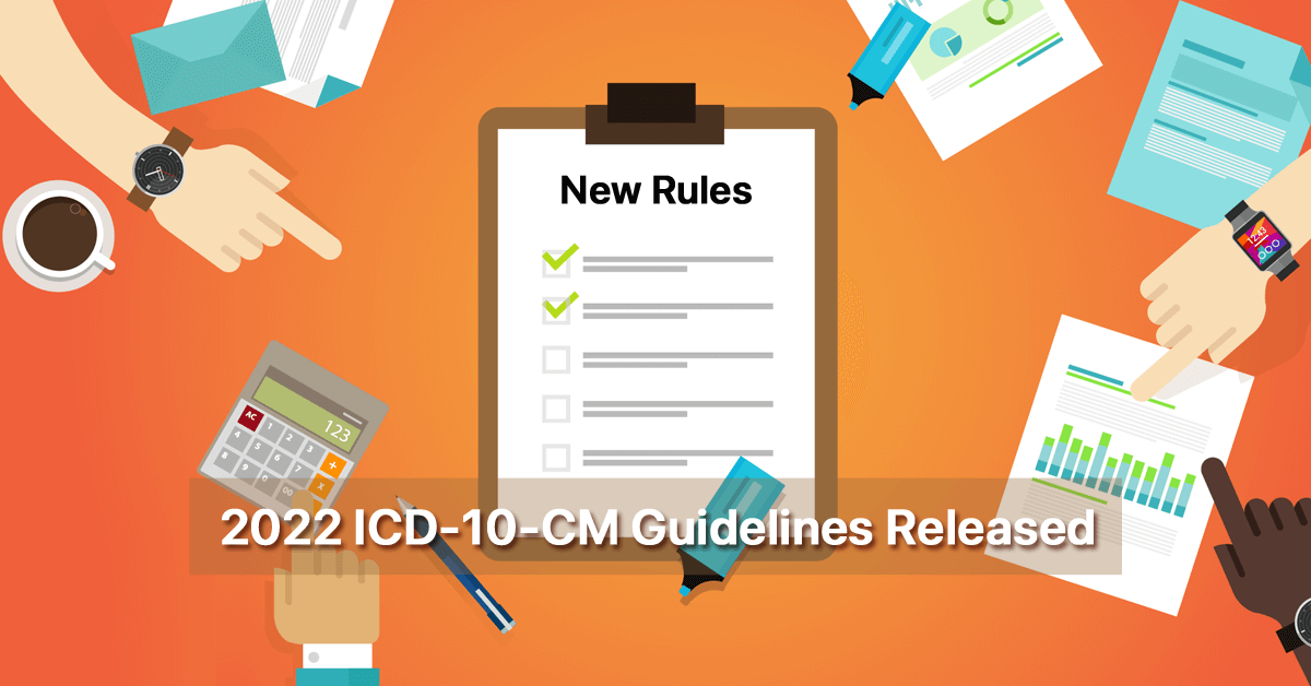 2022-icd-10-cm-guidelines-released